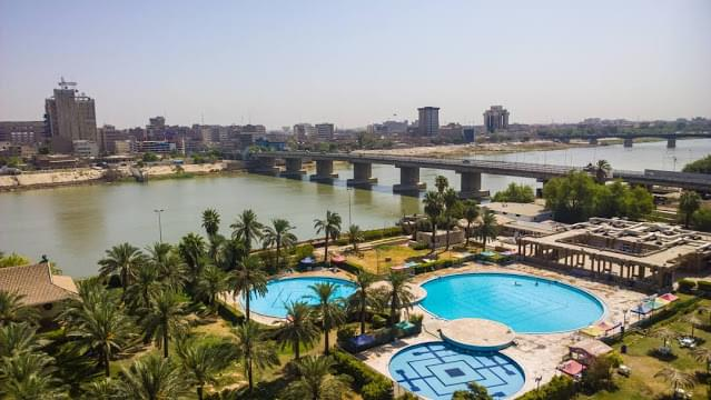 Landscape view of Iraq}