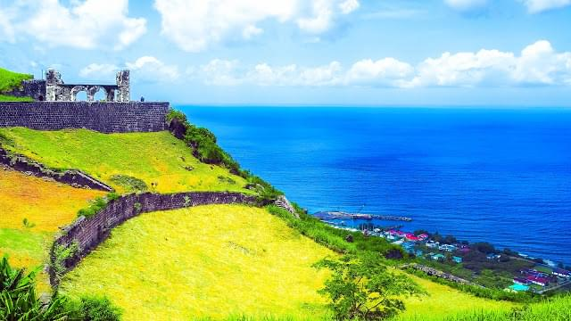 Landscape view of Puerto Rico}